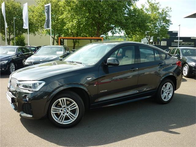 verkauft bmw x4 xdrive35i gebraucht 2014 km in n rtingen. Black Bedroom Furniture Sets. Home Design Ideas