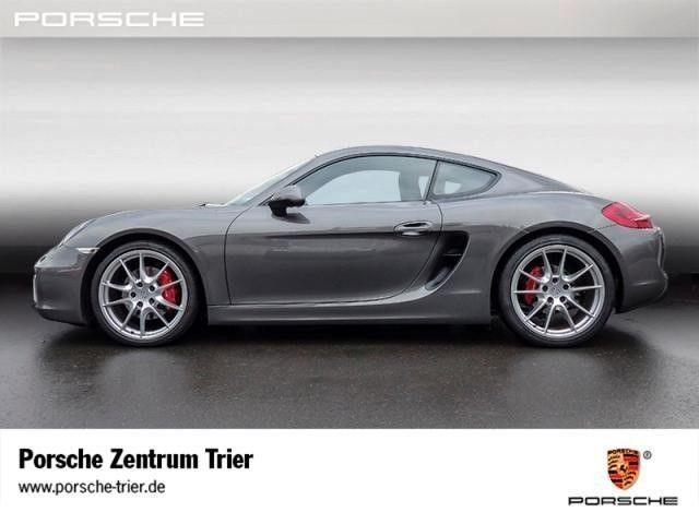 verkauft porsche cayman s 981 gebraucht 2013 km in trier. Black Bedroom Furniture Sets. Home Design Ideas