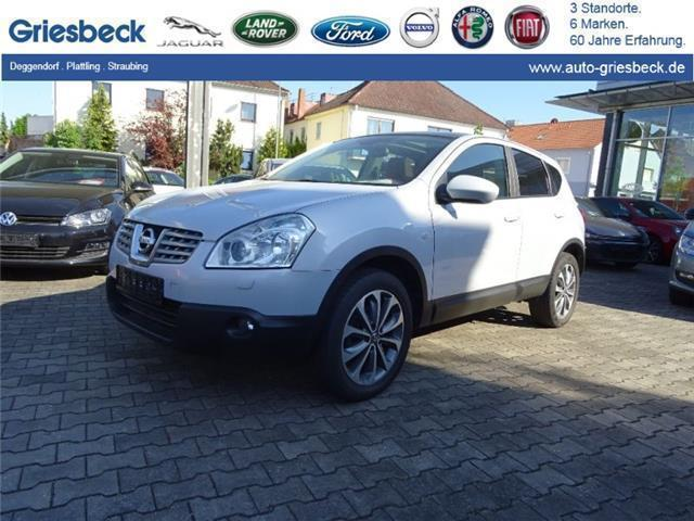 verkauft nissan qashqai 2 0 dci 4 x 4 gebraucht 2009 km in chemnitz. Black Bedroom Furniture Sets. Home Design Ideas