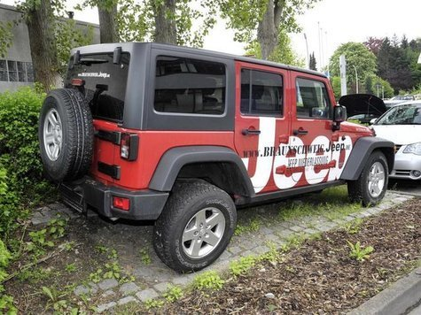 verkauft jeep wrangler serie 5 unlimit gebraucht 2011. Black Bedroom Furniture Sets. Home Design Ideas