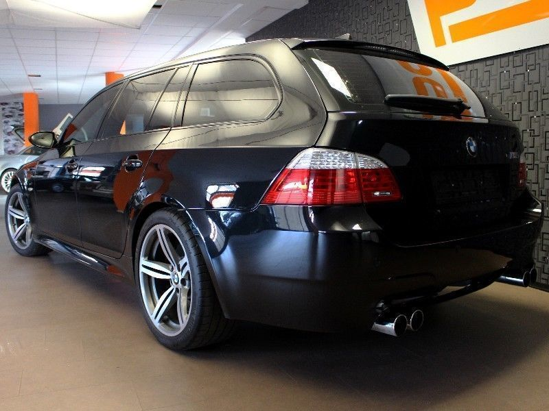 verkauft bmw m5 touring gebraucht 2007 km in oldenburg holstein. Black Bedroom Furniture Sets. Home Design Ideas