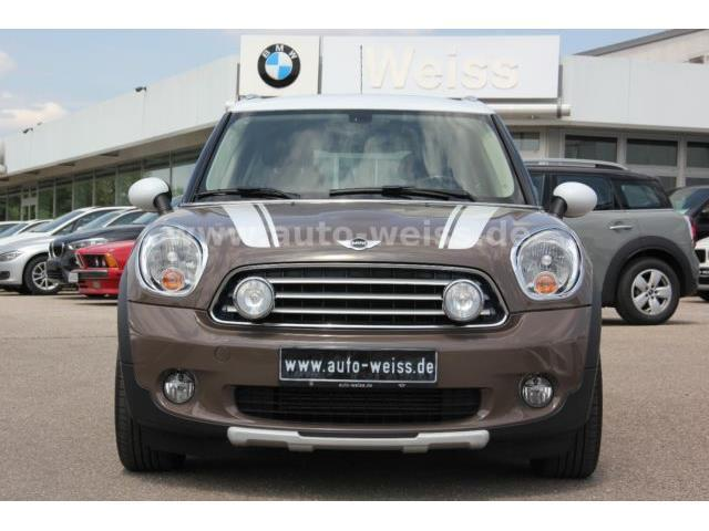 verkauft mini cooper d countryman gebraucht 2010 km in utting. Black Bedroom Furniture Sets. Home Design Ideas