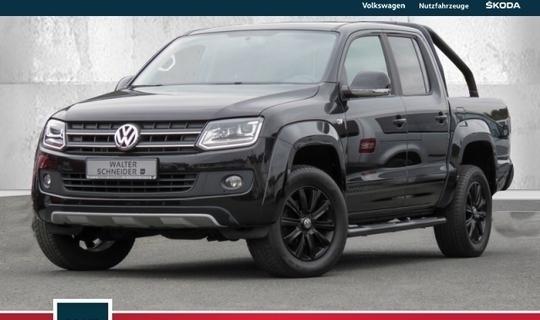 Verkauft Vw Amarok 20 Bitdi 4motion A Gebraucht 2015 87950 Km