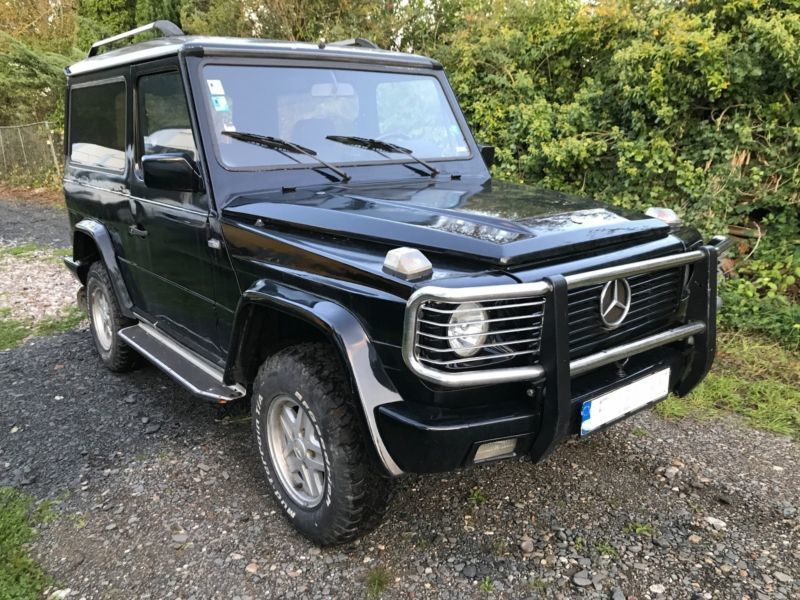 verkauft mercedes g300 d gd gebraucht 1989 km in k ln. Black Bedroom Furniture Sets. Home Design Ideas