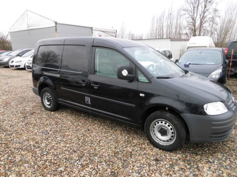 gebraucht 1 9 tdi dpf dsg 7 si vw caddy maxi 2008 km in rath heumar. Black Bedroom Furniture Sets. Home Design Ideas