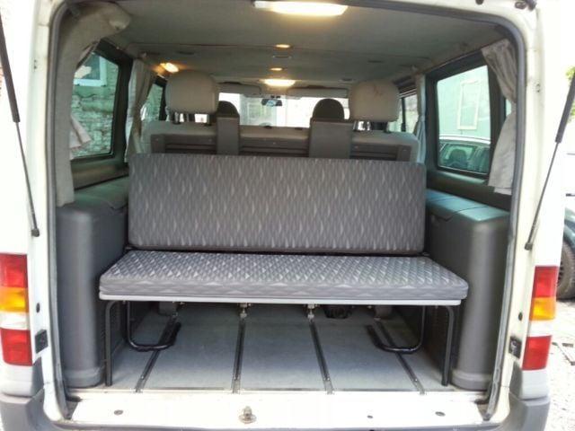 verkauft ford transit euroline nugget gebraucht 2006. Black Bedroom Furniture Sets. Home Design Ideas