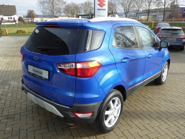 verkauft ford ecosport 1 5 ti vct 82kw gebraucht 2015 km in hamburg. Black Bedroom Furniture Sets. Home Design Ideas