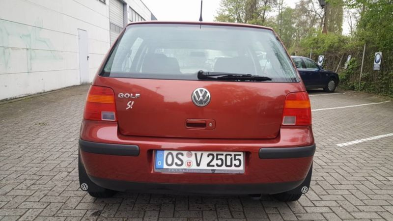 verkauft vw golf iv lim 1 4 75 ps 2 ha gebraucht 1998 km in osnabr ck. Black Bedroom Furniture Sets. Home Design Ideas