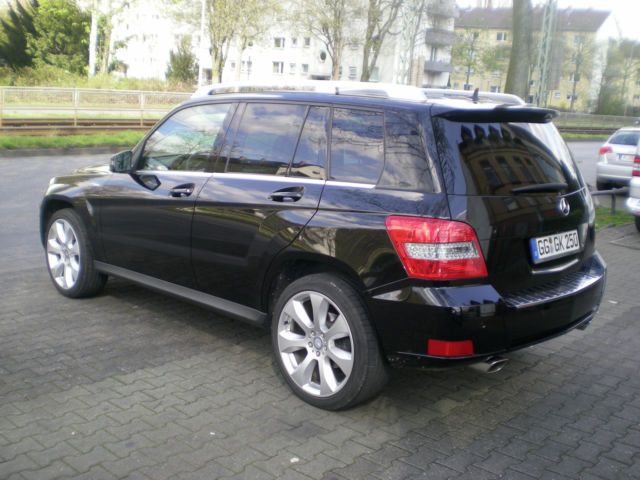 verkauft mercedes glk220 glk klassecdi gebraucht 2010 km in frankfurt. Black Bedroom Furniture Sets. Home Design Ideas