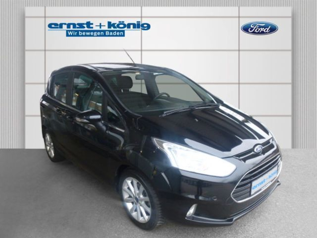 verkauft ford b max 1 6 aut titanium gebraucht 2015 18. Black Bedroom Furniture Sets. Home Design Ideas