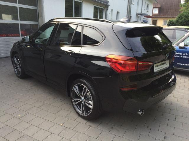 gebraucht sdrive18d automatik m sportpaket led 19 bmw x1. Black Bedroom Furniture Sets. Home Design Ideas