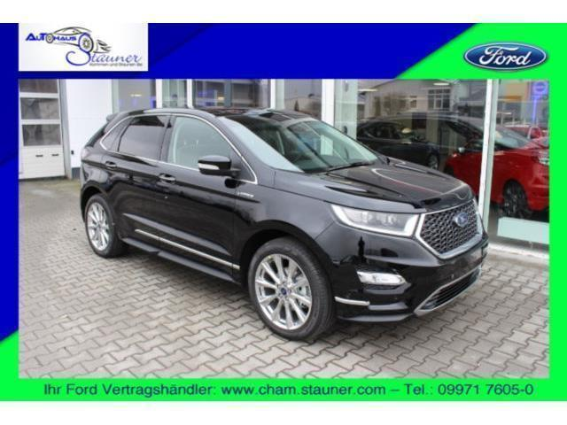 verkauft ford edge vignale 2 0tdci bi gebraucht 2017 km in cham. Black Bedroom Furniture Sets. Home Design Ideas