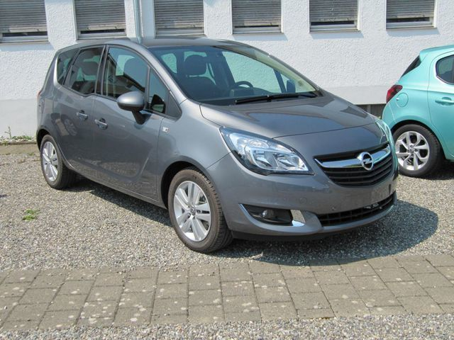 verkauft opel meriva 1 4 automatik edi gebraucht 2016 530 km in singen. Black Bedroom Furniture Sets. Home Design Ideas