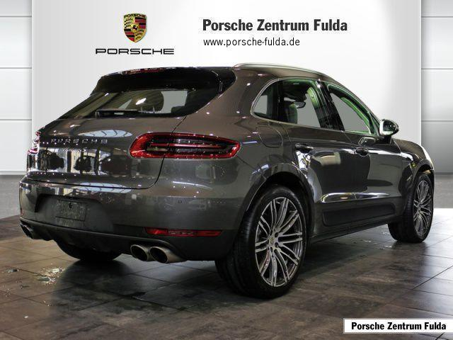 verkauft porsche macan s gebraucht 2015 km in fulda. Black Bedroom Furniture Sets. Home Design Ideas