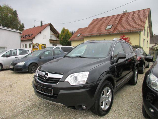 verkauft opel antara edition 4x2 gebraucht 2009. Black Bedroom Furniture Sets. Home Design Ideas