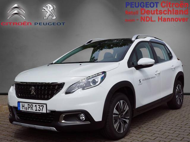 verkauft peugeot 2008 allure bluehdi f gebraucht 2017 km in hannover. Black Bedroom Furniture Sets. Home Design Ideas