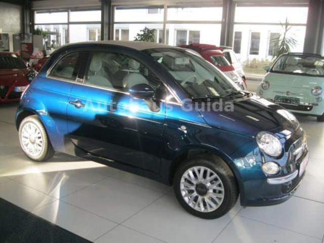 verkauft fiat 500c 500 cabrio 1 2 loun gebraucht 2014 6