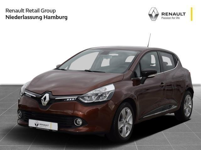 gebraucht Renault Clio IV 1.2 TCe 120 eco² Luxe Automatik!!!
