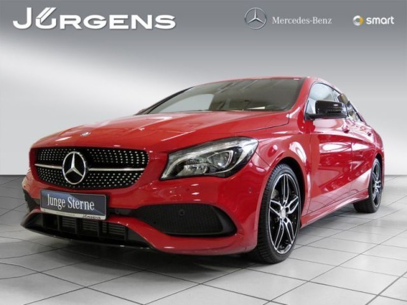verkauft mercedes cla200 cla klassecdi gebraucht 2016 km in k ln. Black Bedroom Furniture Sets. Home Design Ideas