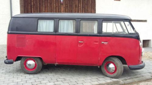verkauft vw t1 westfalia so42 camper gebraucht 1965 km in eggolsheim. Black Bedroom Furniture Sets. Home Design Ideas