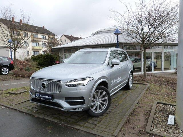verkauft volvo xc90 t5 awd inscription gebraucht 2016 km in wiesbaden dotzheim. Black Bedroom Furniture Sets. Home Design Ideas