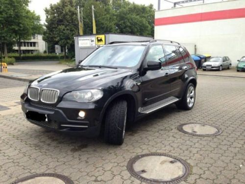 verkauft bmw x5 gebraucht 2008 km in bad godesberg. Black Bedroom Furniture Sets. Home Design Ideas