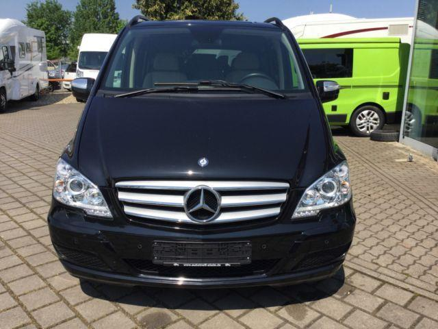 verkauft mercedes viano 3 0 cdi ambien gebraucht 2013 km in magdeburg. Black Bedroom Furniture Sets. Home Design Ideas