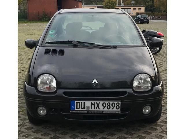 verkauft renault twingo 1 2 16v gebraucht 2002 km in duisburg. Black Bedroom Furniture Sets. Home Design Ideas