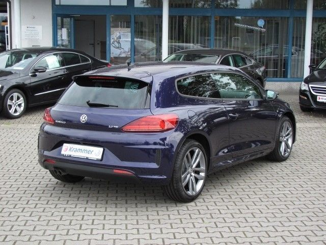 verkauft vw scirocco 2 0 tsi bmt dsg gebraucht 2014 km in hengersberg. Black Bedroom Furniture Sets. Home Design Ideas