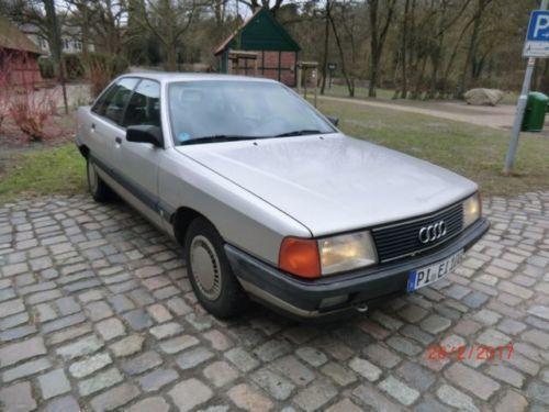 Verkauft Audi 100 23 E Typ 44 Tüv 1 Gebraucht 1989 99500 Km