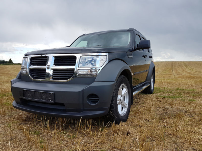 verkauft dodge nitro 2 8 crd dpf se gebraucht 2009 km in saalburg ebersdorf. Black Bedroom Furniture Sets. Home Design Ideas