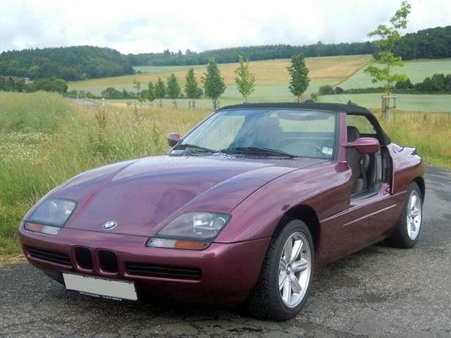 verkauft bmw z1 gebraucht 1992 km in taunusstein. Black Bedroom Furniture Sets. Home Design Ideas