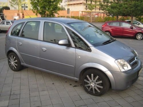 verkauft opel meriva 1 7 cdti edition gebraucht 2005 km in raunheim. Black Bedroom Furniture Sets. Home Design Ideas