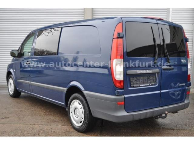 Mercedes Vito Mixto Extra Lang Weiss