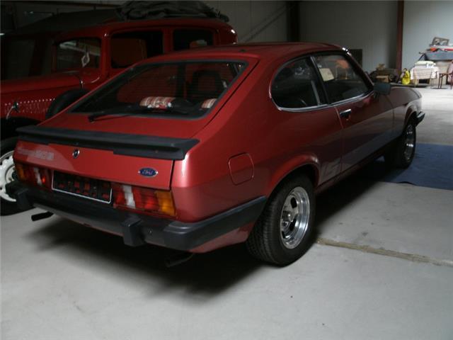 verkauft ford capri 3 serie aus museu gebraucht 1978 km in leipzig. Black Bedroom Furniture Sets. Home Design Ideas