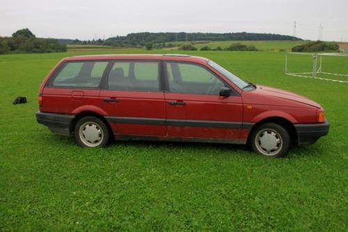 gebraucht variant 1 8 cl vw passat 1992 km in bad zwesten. Black Bedroom Furniture Sets. Home Design Ideas