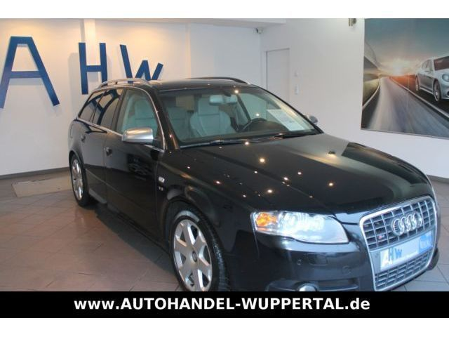 verkauft audi s4 avant tiptronic gebraucht 2006 km in wuppertal. Black Bedroom Furniture Sets. Home Design Ideas