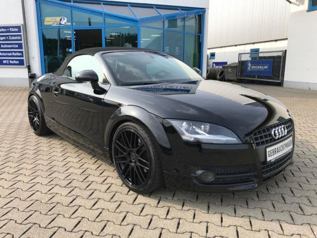 verkauft audi tt roadster gebraucht 2010 km in schmallenberg. Black Bedroom Furniture Sets. Home Design Ideas