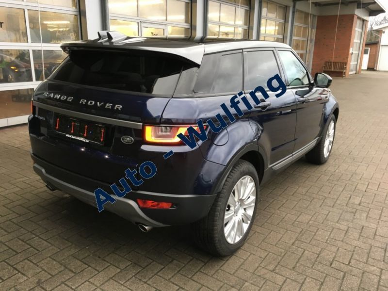 verkauft land rover range rover evoque gebraucht 2015 km in lohne. Black Bedroom Furniture Sets. Home Design Ideas