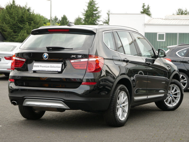 verkauft bmw x3 xdrive20d xline gebraucht 2017 km. Black Bedroom Furniture Sets. Home Design Ideas