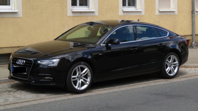 verkauft audi a5 sportback 2 0 tdi dpf gebraucht 2013 99. Black Bedroom Furniture Sets. Home Design Ideas