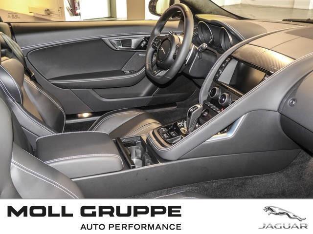 verkauft jaguar f type r coup navi k gebraucht 2015 km in stockach. Black Bedroom Furniture Sets. Home Design Ideas