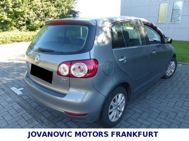 verkauft vw golf plus 1 6tdi bluemotio gebraucht 2012 km in frankfurt am main. Black Bedroom Furniture Sets. Home Design Ideas