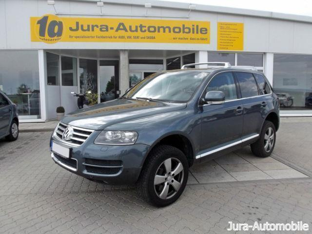 verkauft vw touareg 5 0 v10 tdi dpf in gebraucht 2005 km in pettendorf. Black Bedroom Furniture Sets. Home Design Ideas