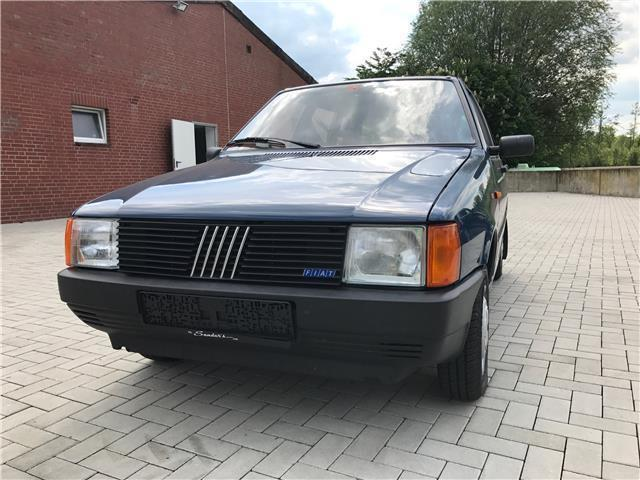 verkauft fiat uno 75 i e auto des j gebraucht 1989 km in dortmund. Black Bedroom Furniture Sets. Home Design Ideas