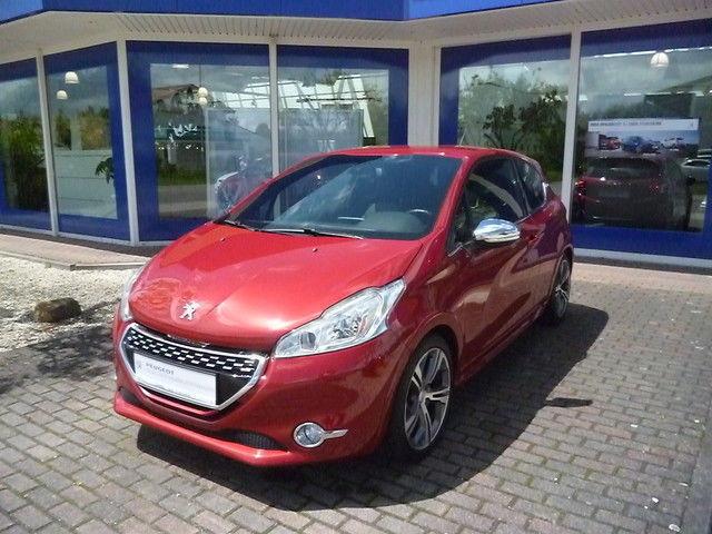 Verkauft peugeot 208 gti 200ps navig gebraucht 2013 for Peugeot 208 gti gebraucht