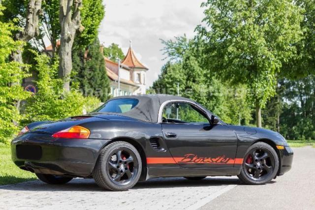 verkauft porsche boxster cabrio gebraucht 2000 km in ehingen. Black Bedroom Furniture Sets. Home Design Ideas