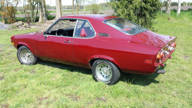 verkauft opel manta a 1 9s re import u gebraucht 1973. Black Bedroom Furniture Sets. Home Design Ideas