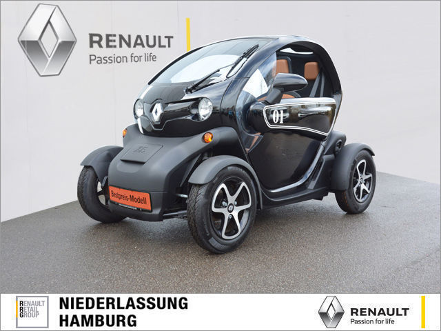 gebraucht life renault twizy 2016 km in wienhausen. Black Bedroom Furniture Sets. Home Design Ideas
