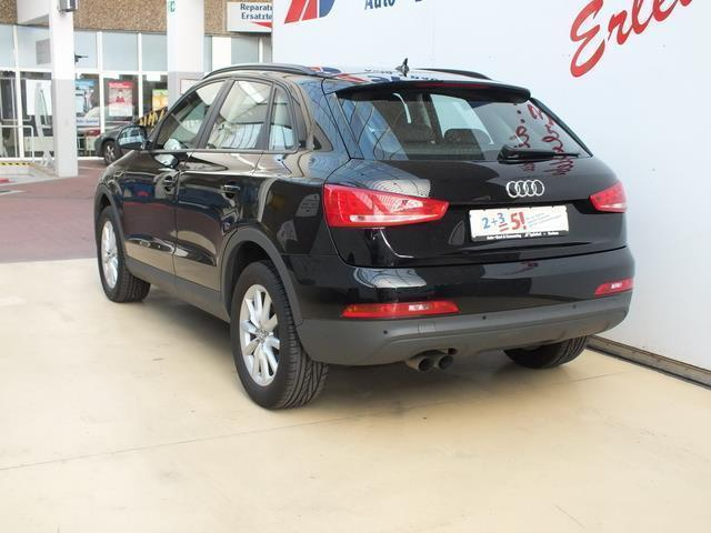 verkauft audi q3 2 0 tdi navi gebraucht 2012 km in bochum. Black Bedroom Furniture Sets. Home Design Ideas